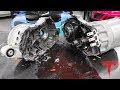 """""""Youtubers"""" desarman el motor de un Tesla Model S para ver el interior"""