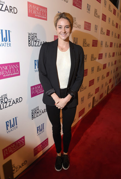 Shailene Woodley - 'White Bird in a Blizzard' Premieres in Hollywood — Part 2