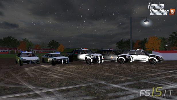 Police | FS15.LT - Farming Simulator 2015 (FS 15) mods