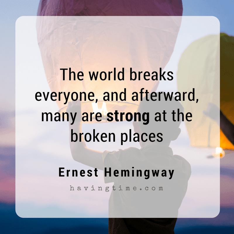 29 Best Quotes Of Ernest Hemingway To Live By Havingtime
