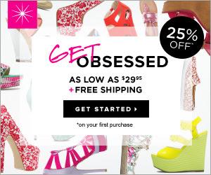 ShoeDazzle Shoe Collage