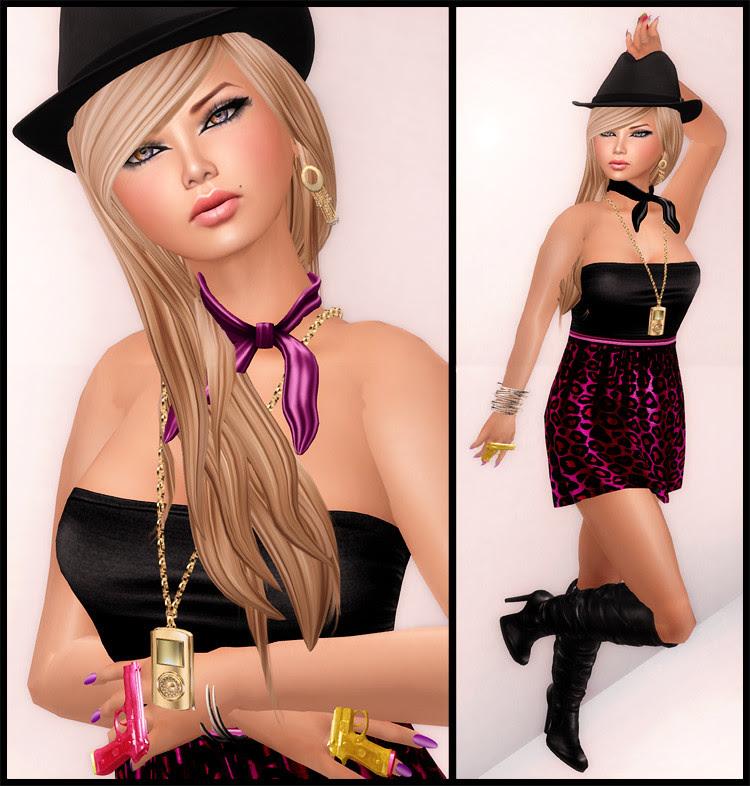 Fedora Girl