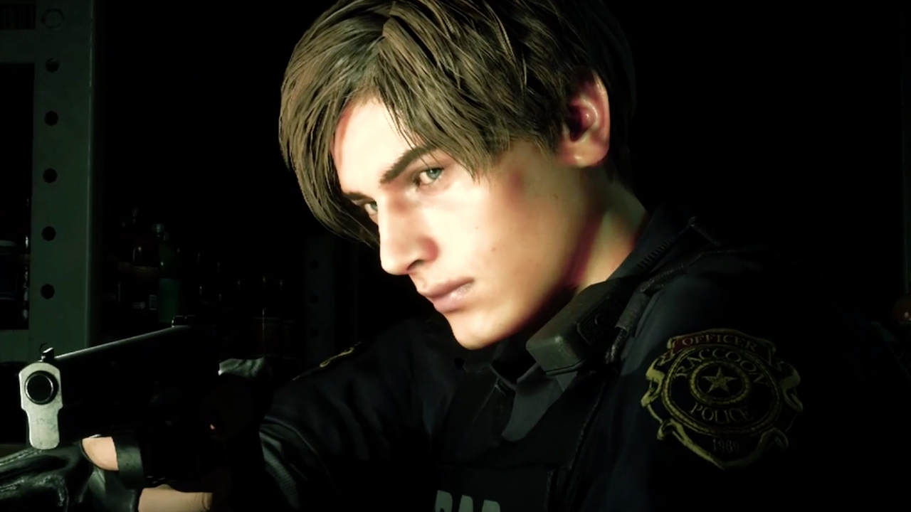 Image result for E3 2018: RESIDENT EVIL 2 REMAKE RELEASE DATE ANNOUNCED