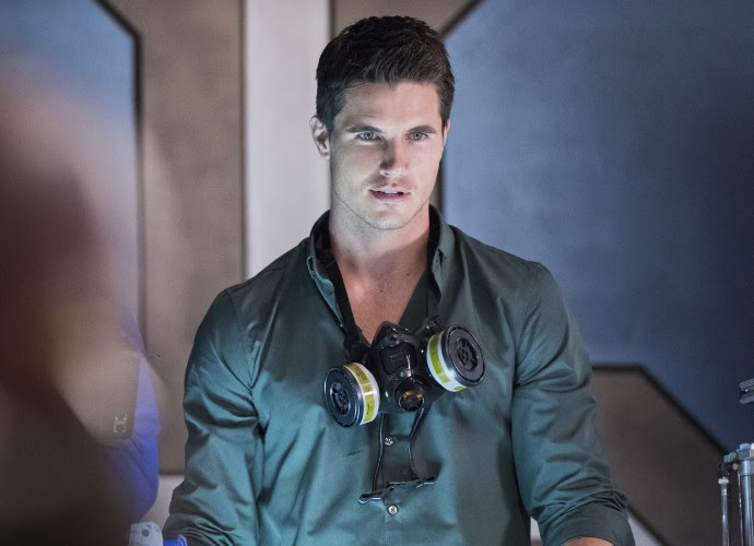 'The Flash': Robbie Amell Promises Ronnie Will Return