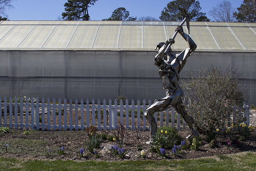 Metal Sculpture by bahayla