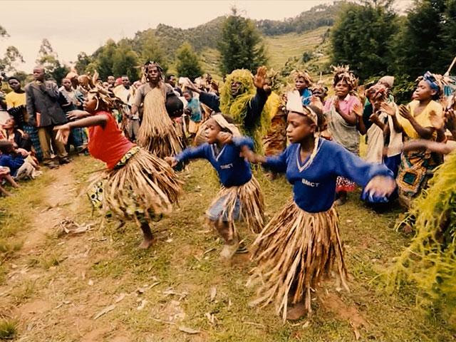 Batwa Pygmy Tribe