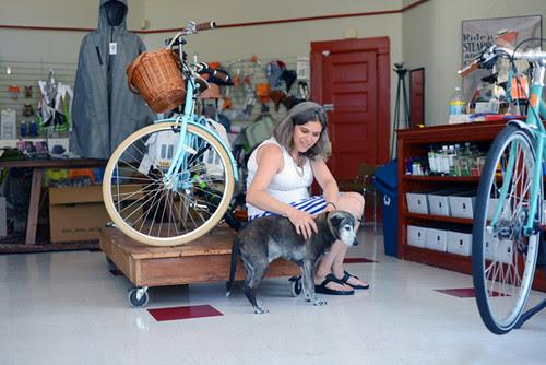 Bicycle Belle, Boston