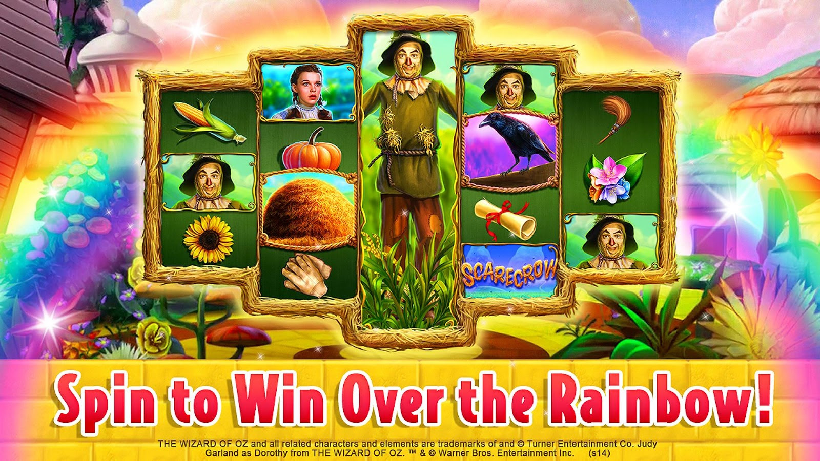 Wizard of Oz is a slot game that was developed by WMS and is based on the classic and all time favorite movie The Wizard of Oz.The game contains 5 reels and 30 bet lines with the highest payout being $50, This is a fun game that has some elaborate features.4/5(6K).