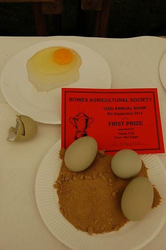 Bowes Show prize Sept 12 1