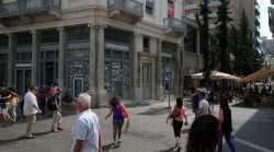 Πεζόδρομοι από το Σάββατο στο Εμπορικό Τρίγωνο της Αθήνας