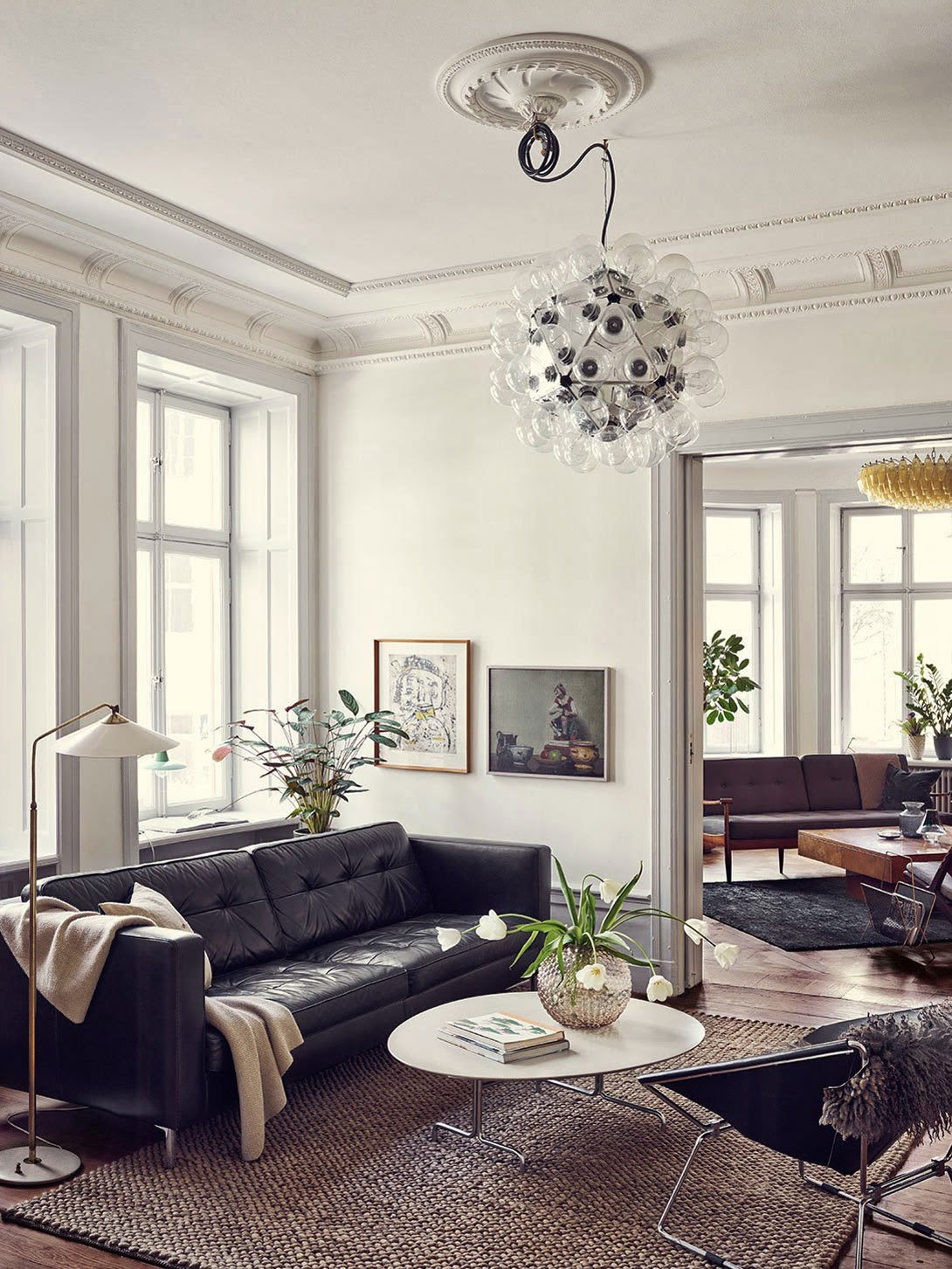 5 Black Leather Sofas Or We Found What Your Living Room Was