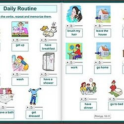 Daily routine | Pearltrees