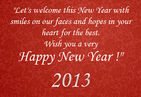 new year 2013 wishes quotes wallpapers New Year 2013 Wallpapers Cards Quotes Wishes Pictures