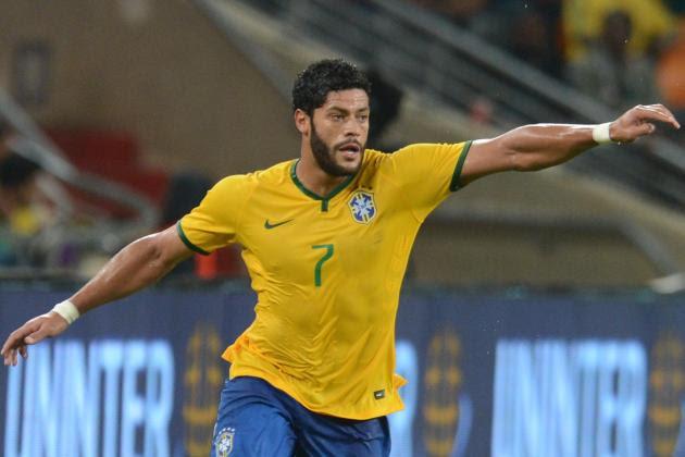Hulk's Wandering Road to Brazil's XI