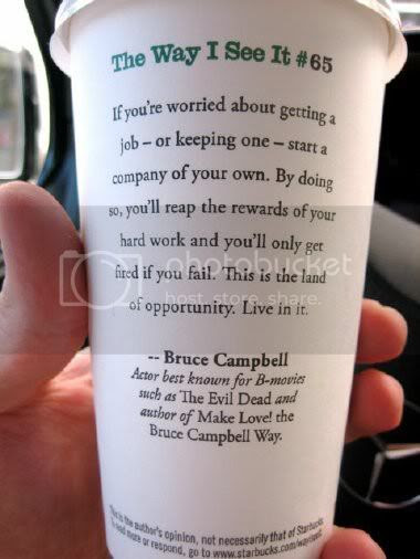 bruce campbell quote