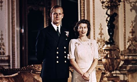 The Queen and Prince Philip's 70th wedding anniversary