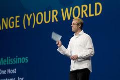 "Chris Melissinos, General Session ""Java: Change (Y)Our World"" on June 2, JavaOne 2009 San Francisco"