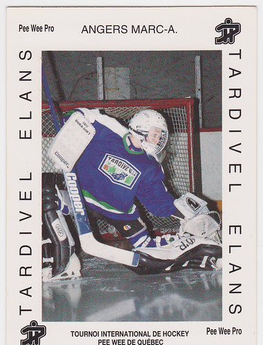 Pee-Wee - Marc-André Angers - front
