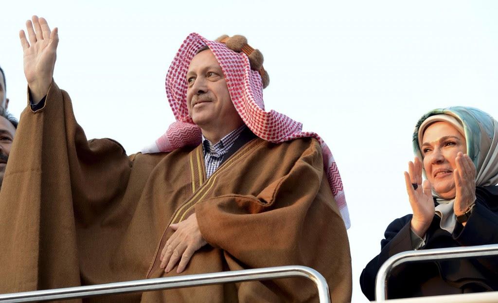 Να δούμε Ερντογάν χαλίφη στο Ισλάμ και τι στον κόσμο…