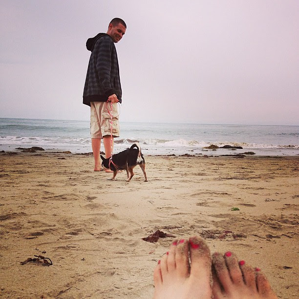 Day202 made it to the ocean 7.21.13 #ocean #california #jessie365