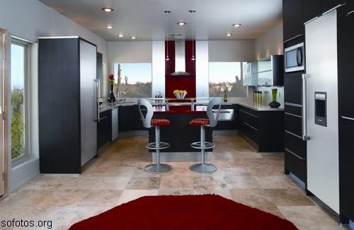 Cozinhas modernas fotos