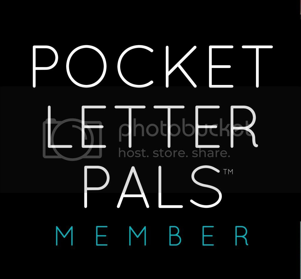 Grab button for POCKET LETTER PALS