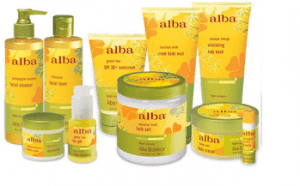 alba 300x186 High Value: $4 off Alba Botanica Product Coupon