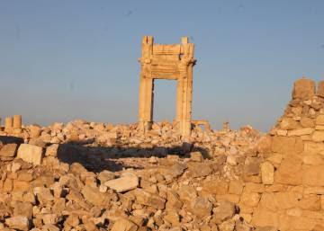 El ISIS regresa a las puertas de Palmira