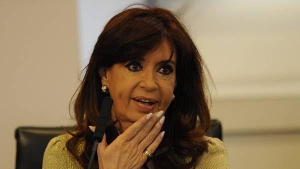 Cristina anunció en cadena que las jubilaciones aumentarán 12.49 %. (Gustavo Garello)