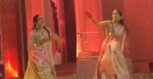 Shloka Mehta's dance on Mehandi ceremony is not to be missed, watch video.