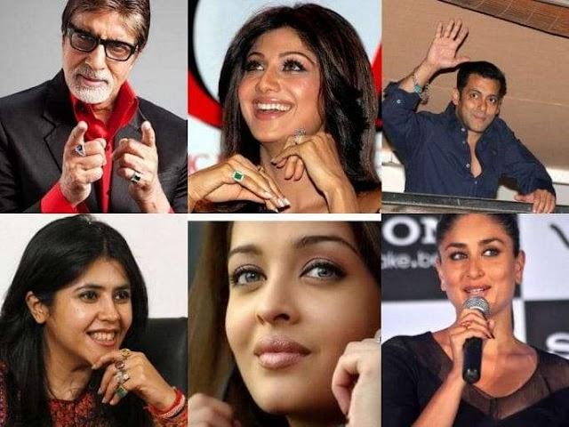 Which Gemstone Bollywood stars wear: इन चमत्कारी रत्नों पर भरोसा करते हैं ये बॉलीवुड स्टार्स!