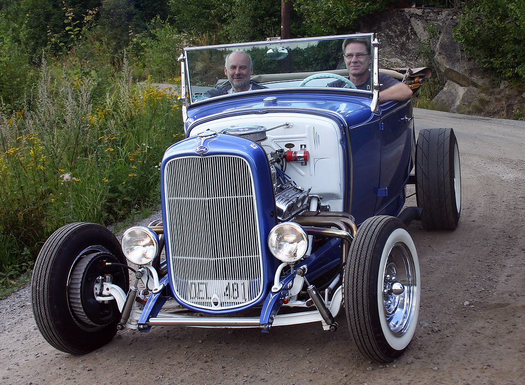 1931 A Ford