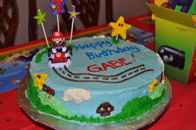 Images Party Timesuper Mario Birthday Paperblog Wallpaper Birthday Party Ideas