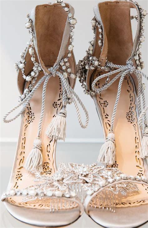 Best 25  Bridal wedding shoes ideas on Pinterest