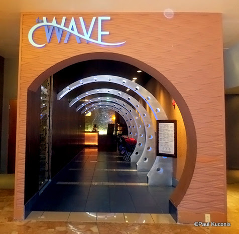 Entrance to The Wave