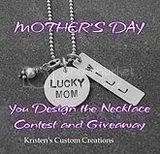 You Design the Necklace Contest/Giveaway