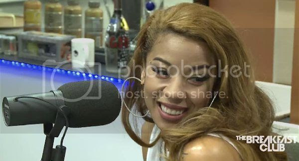 Watch: Keyshia Cole discusses new album, domestic violence & more on Breakfast Club...