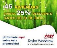 Promotora inmobiliaria Taylor Woodrow España