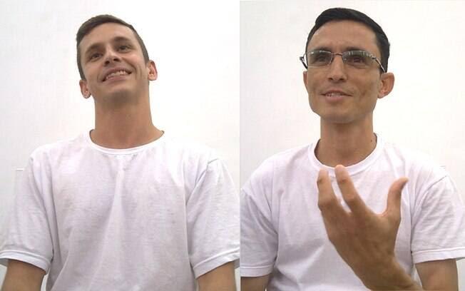 Wander Henrique e Hernani realizaram a prova no CDP Belém 2, na zona norte da capital paulista