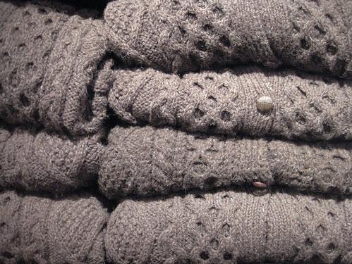 aran jumpers