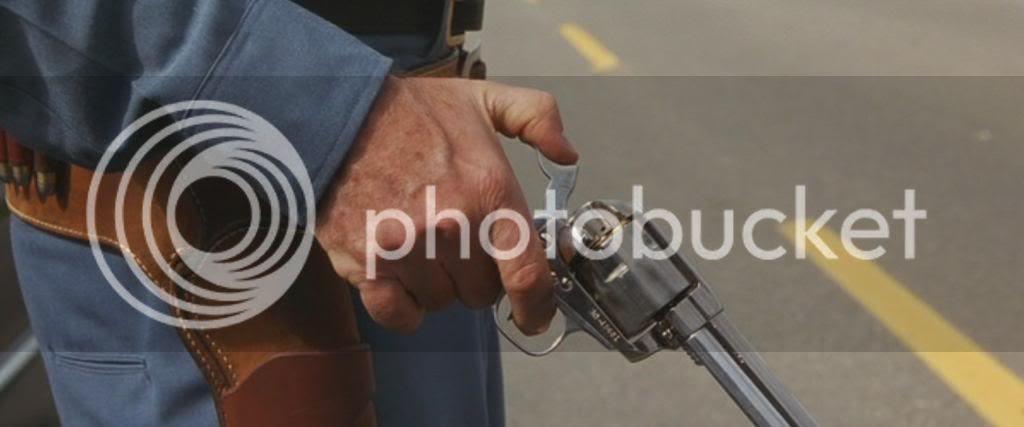 Colt SAA Spinning Cylinder