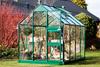 Drivhus Compact Juliana 5 m2 - grønn