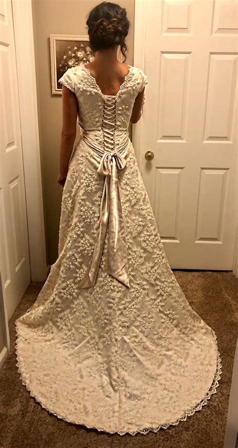 Maggie Sottero Grace Kelly New Wedding Dress on Sale 44%