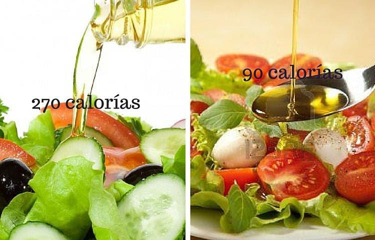 Cómo dejar de comer 890 calorías de comida al día