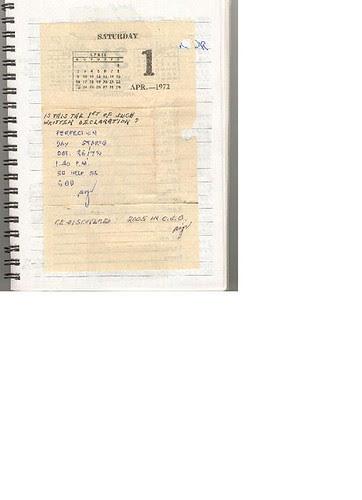 Earliest Journal