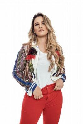 La cantante Nathalie Hazim.