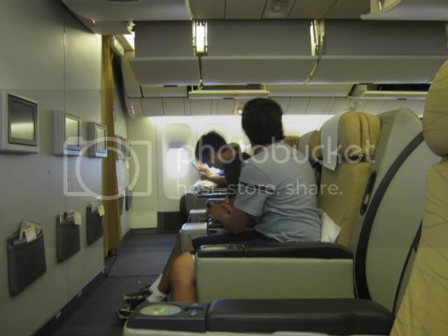 (The final part – foot area of the seat rest made the seat mediocre in