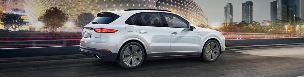 New Porsche Series Gallery