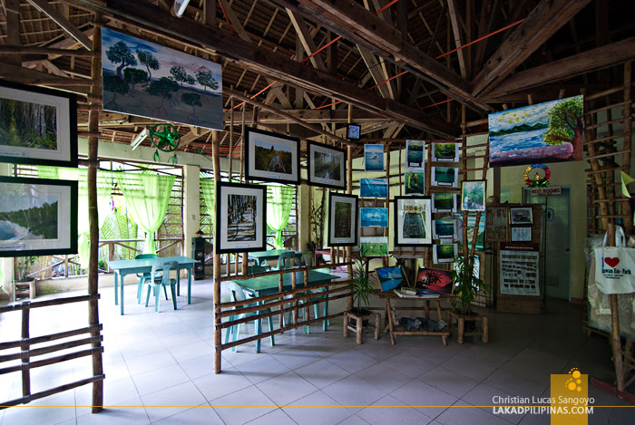 Gift Shop at Kalibo's Bakhawan Eco Park