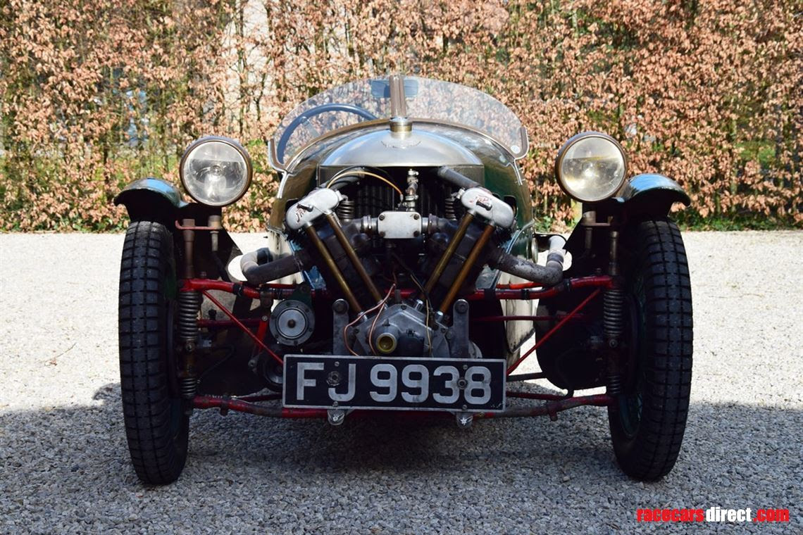 Racecarsdirect Com Morgan Three Wheeler Super Sports 1934